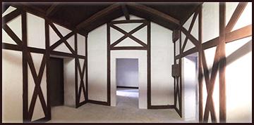 Насти деревянных полов, стан, потолков деревянные интерьеры в Нижнем Новгороде