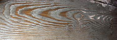 Деревянный пол из сосны