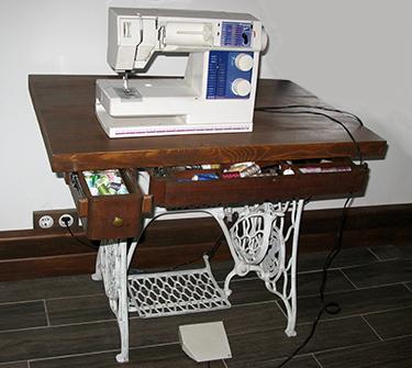 Восстановление, реставрация старой мебели.