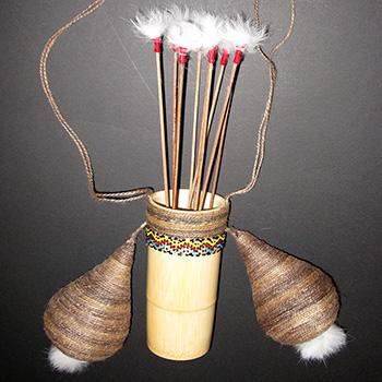 Бутафория, муляжи. Тропики аборигены.